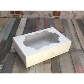 Белая коробка (K-0013)