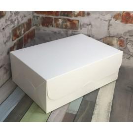 Коробка белая К-0028