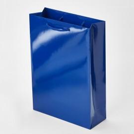 Пакет синий