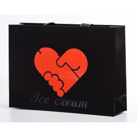 Пакет черный (Ice Cream)