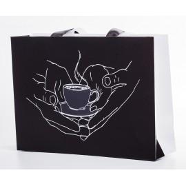 Пакет черный (кофе)